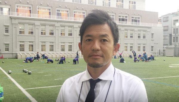 興國高校サッカー部 ストレッチ コンディショニング